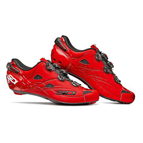 Sidi Shot Shoes Men matt red